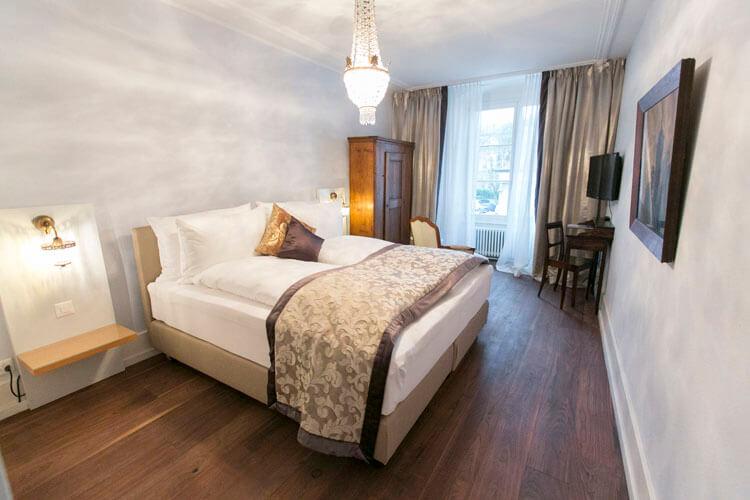 Superior Zimmer im Hotel Schlüssel Luzern
