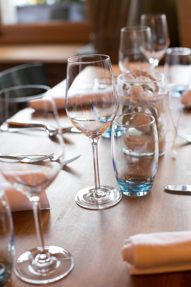 Restaurant Borromäus im Hotel Schlüssel Luzern