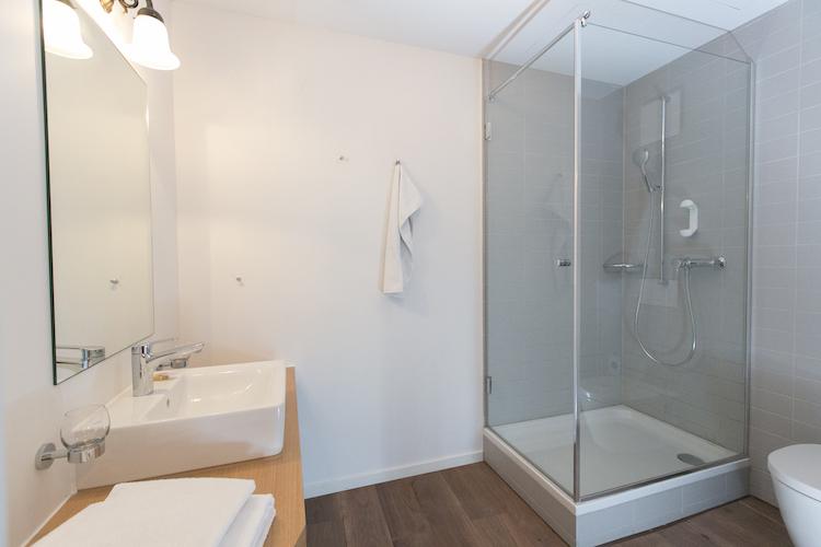 Badezimmer, Hotel Schlüssel in Luzern
