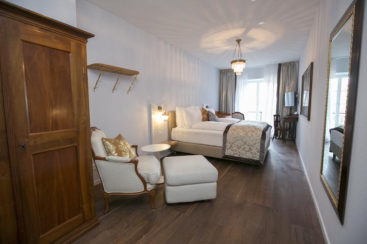 Zimmer im Hotel Schlüssel Luzern